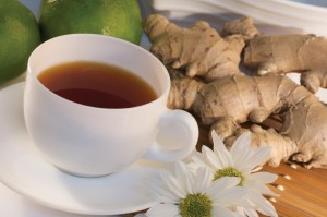 Ginger Tea Detox