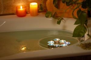 bentonite thyme detox bath